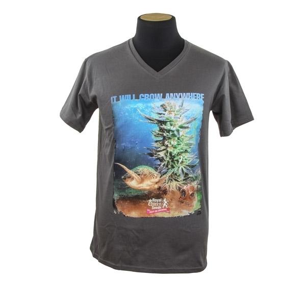 Royal Queen Seeds T-shirt Schildkröte