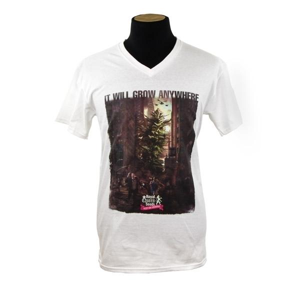 Royal Queen Seeds T-shirt City