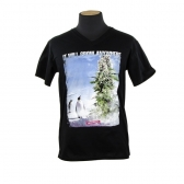 Royal Queen Seeds T-shirt Pinguin