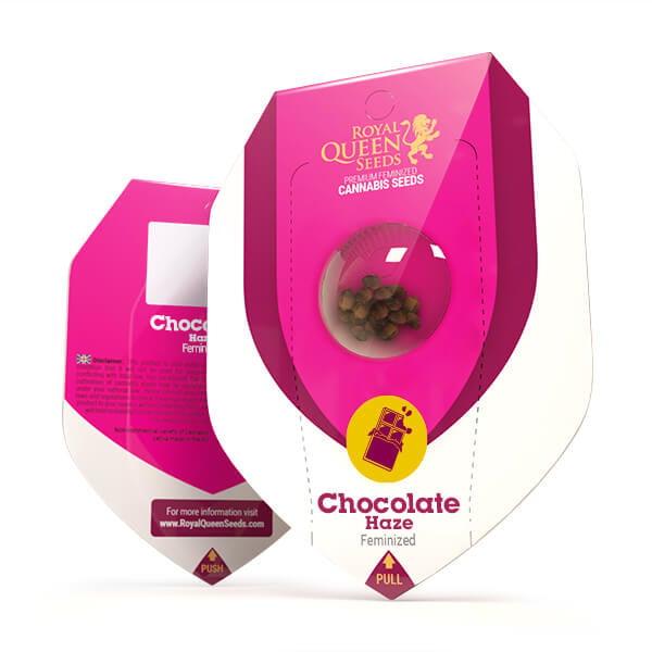 Chocolate Haze Cannabissamen Royal Queen Seeds