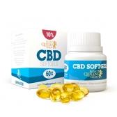 CBD-Öl Softgel-Kapseln 10%