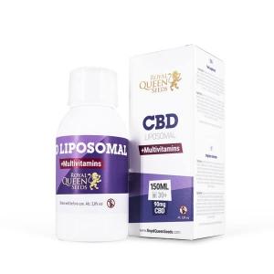 Liposomales Multivitamin mit CBD
