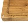 RQS Magnetische Bambus-Drehunterlage