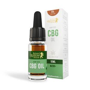 5% CBG & 2.5% CBD Öl