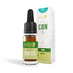 2,5% CBN & 2.5% CBD Öl