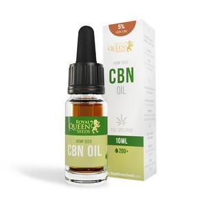 5% CBN & 2.5% CBD Öl