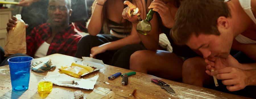 Kokain-Cannabis-Synergien