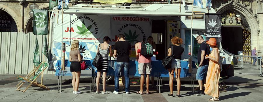 Cannabis Legalisierung Deutschland