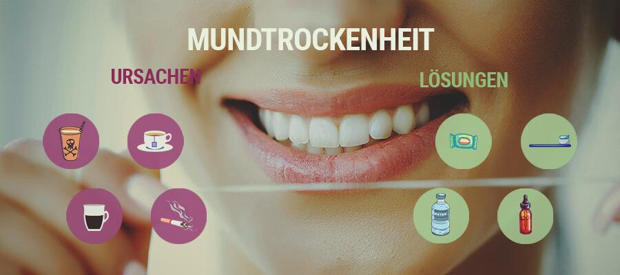 Cottonmouth-Effekt, Ursachen und Lösungen