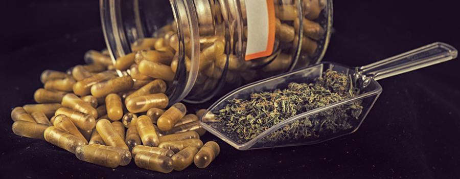 Synthetische Cannabinoide Antikonvulsiva