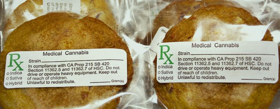 Cannabis Cookies geregelt