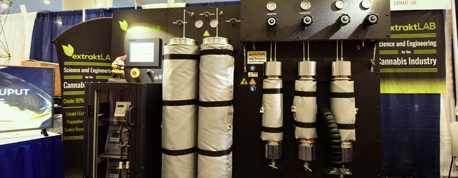 Extraktionsmaschine