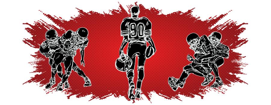 NFL Schmerzen Sport CBD Behandlung