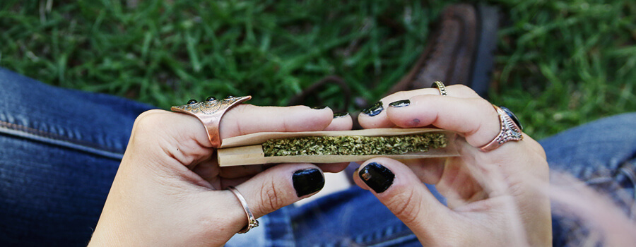 Cannabis Marihuana Joint