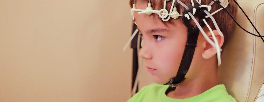 Kinder Epilepsie Dravet-Syndrom