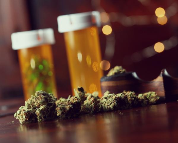 medizinischen Cannabis Arzt Rezept Apotheke