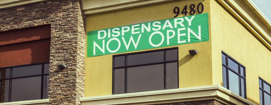 Nevada dispensary cannabis legal