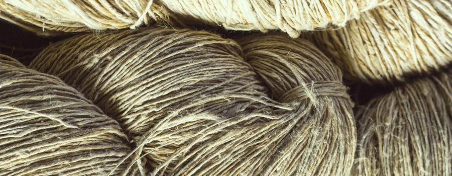 Hanf Faser Seil