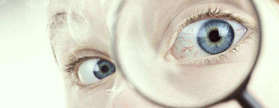 Rote Augen Cannabis Bluthochdruck