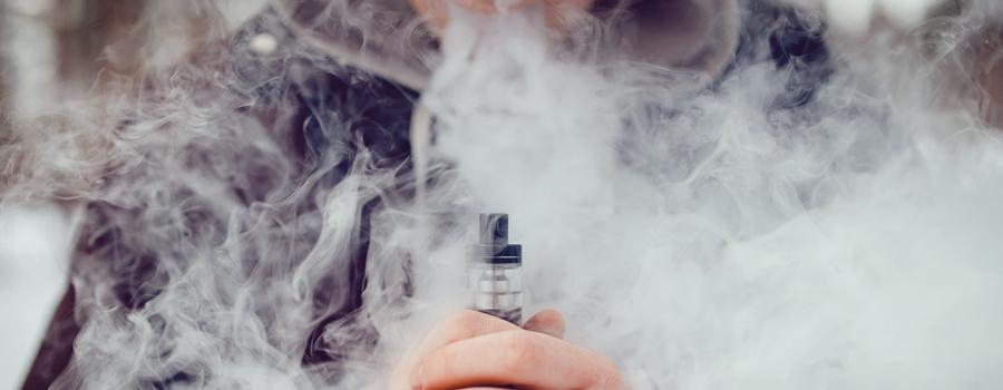Rauchgelenk stumpf entspannende Verbrennung karzinogen