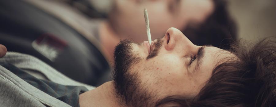Millennials Generation Cannabis Freizeit-Nutzung