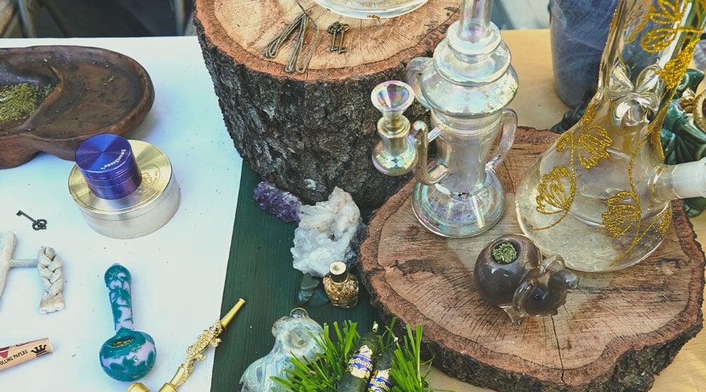 Slang-Begriffe für Cannabisraucherzubehör und -utensilien