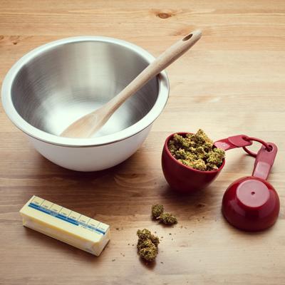 space cake cannabis