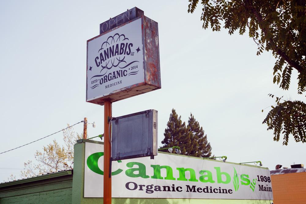 Marihuana-Apotheke legal medizinische Cannabis-Erweiterung Recht Legalisierung