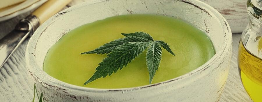 Wie man Cannabiswaffeln kocht