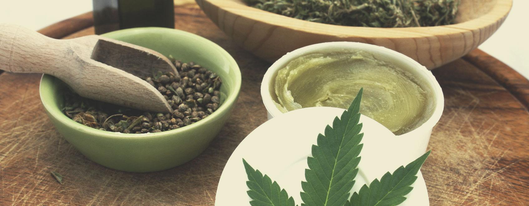 Wie man Bio-Cannabissalbe herstellt
