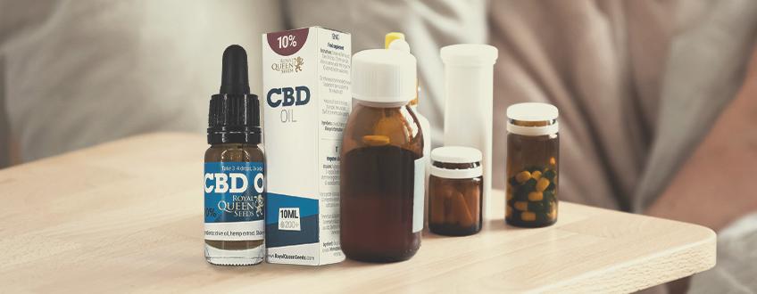 CBD vs. Ibuprofen