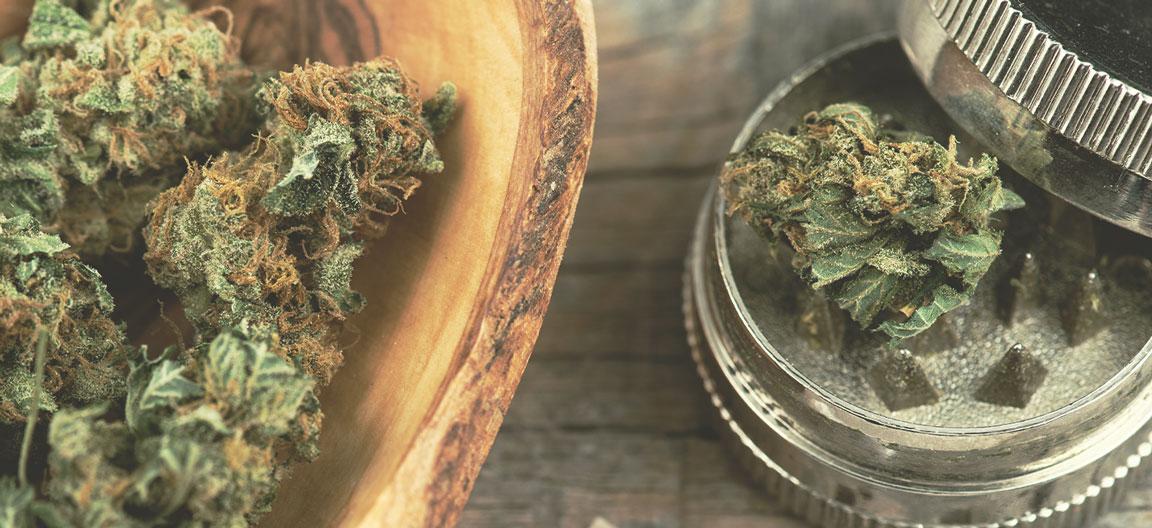 CBD-Blüten rauchen