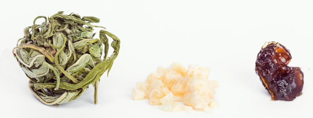 Konzentriert cannabis terpenes extraktionsöl cbd medizinisches marihuana
