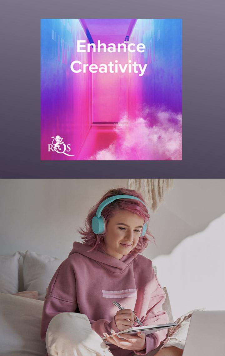 Steigerung der Kreativität / Push Your Mind