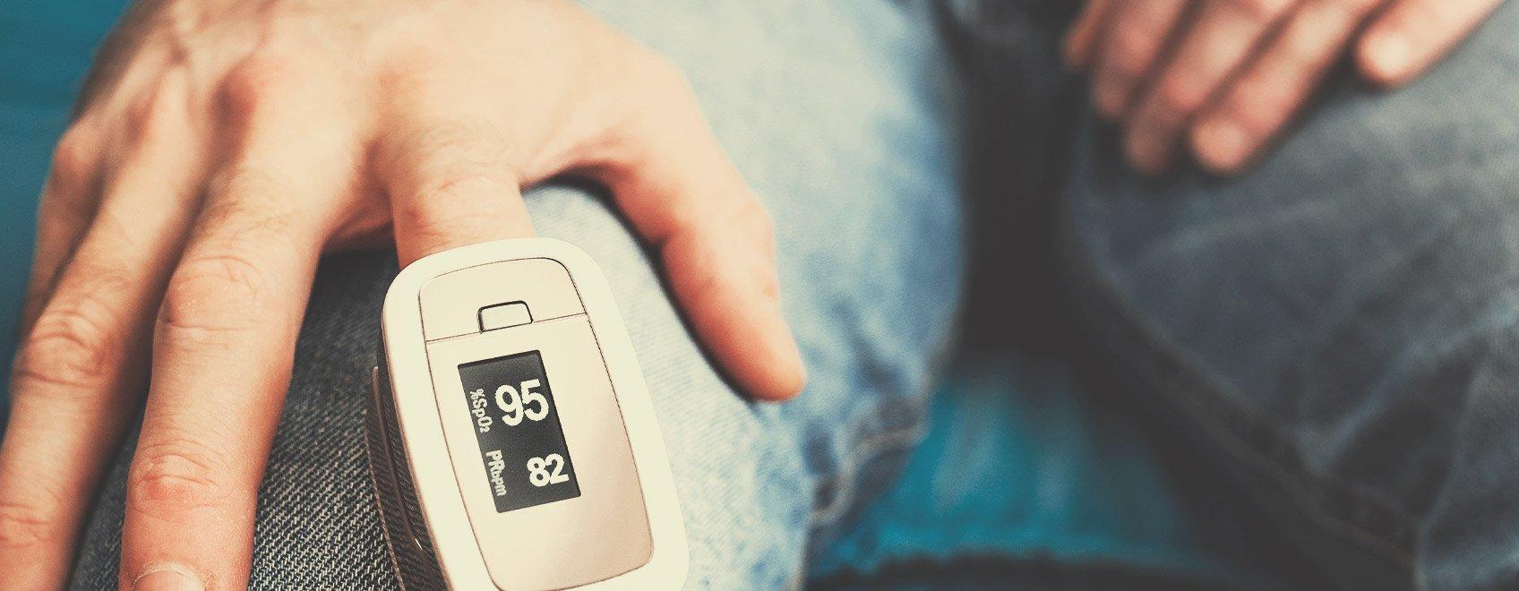 Erhöhter Puls und Bluthochdruck