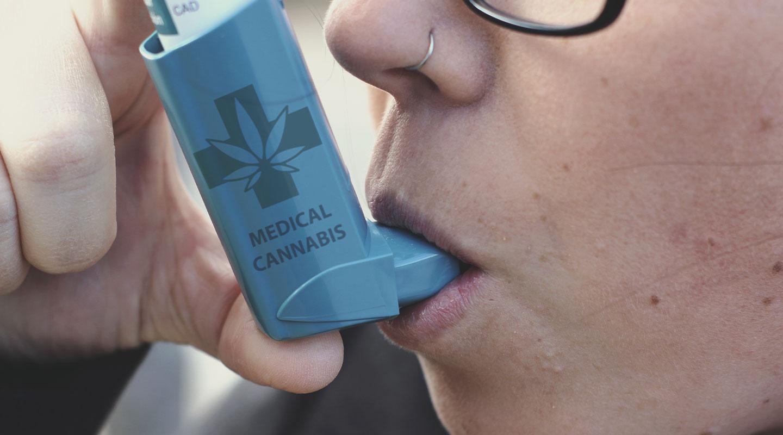 Auch medizinische Cannabisnutzern tragen eine schwere Last