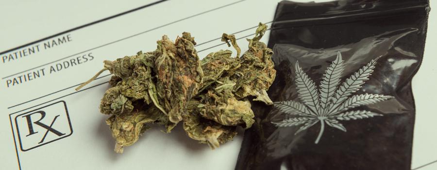 Medizinische Marihuana Angst