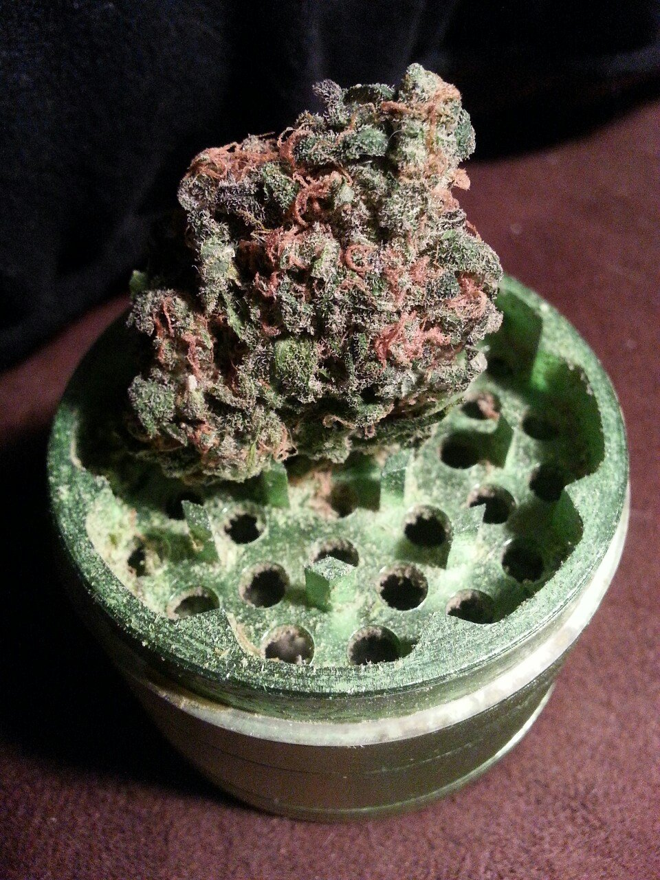 pineapple kush top fruchtgeruch