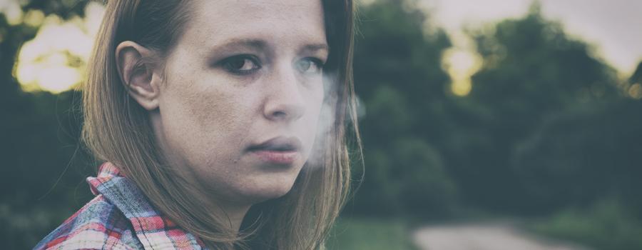 Teenager Raucher Ausbildung