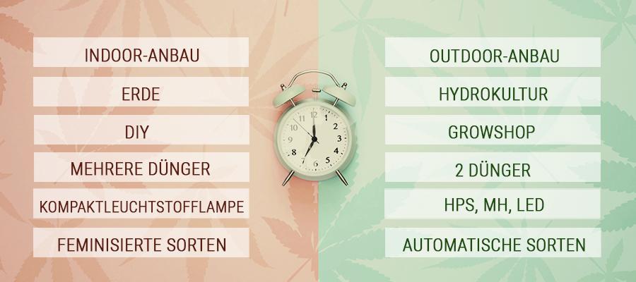 Zeitsparende Tipps für Anbauer mit einem vollen Terminplan