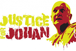 Justice for Johan