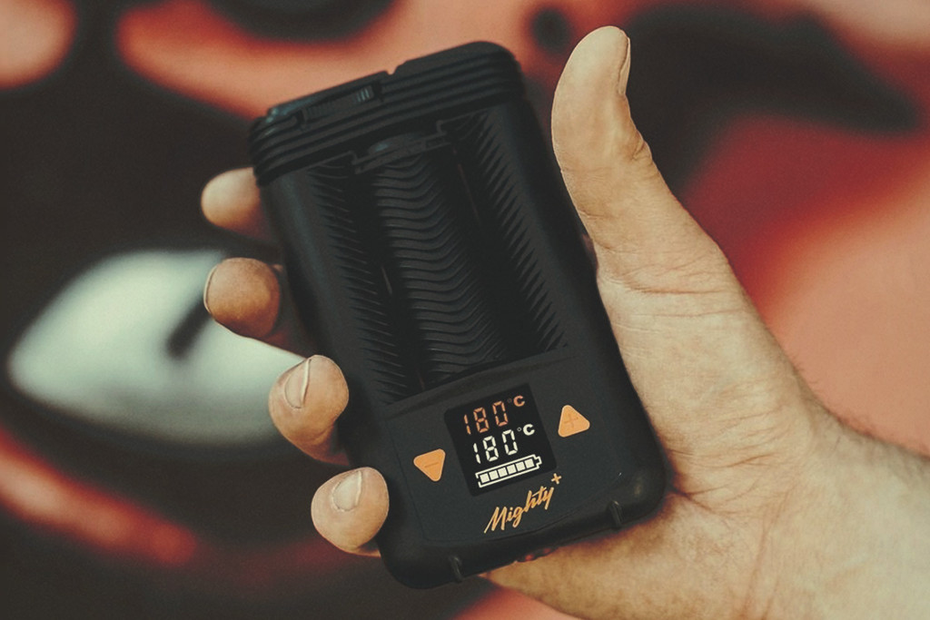 Rezension des MIGHTY Vaporizers