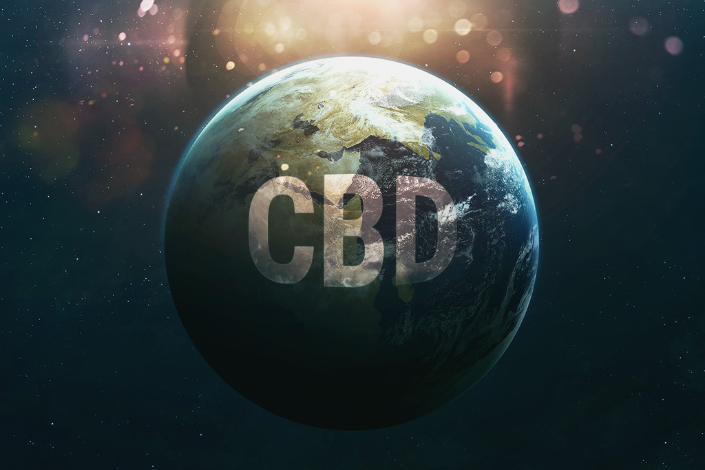 Wo in der Welt is CBD legal?